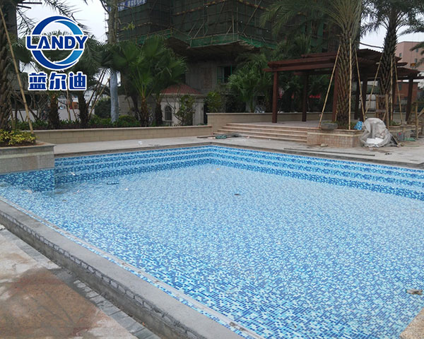 PVC泳池防水胶膜